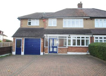 Thumbnail 5 bed semi-detached house for sale in Avon Road, Upminster