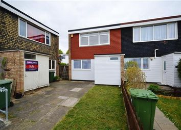 Thumbnail 3 bed end terrace house for sale in Cleveland Road, Basildon