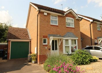 Thumbnail 3 bed detached house for sale in Attlee Close, Lutterworth