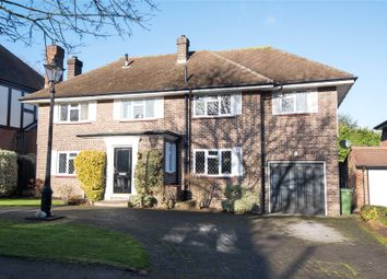 Thumbnail 5 bedroom detached house for sale in Greys Park Close, Keston