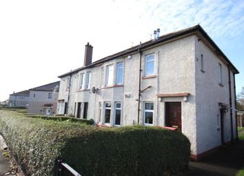 Thumbnail 2 bed flat for sale in Red Road, Springburn, Glasgow