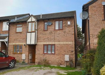Thumbnail 2 bed end terrace house for sale in Wilson Close, Bilton, Rugby, Warwickshire