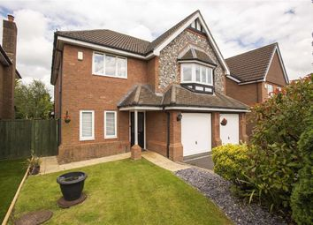 Thumbnail 5 bedroom detached house for sale in Broom Hill Coppice, Cabus, Preston