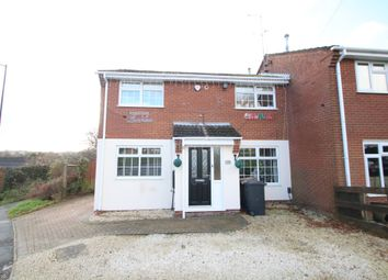 Thumbnail 3 bed semi-detached house for sale in Merlin Avenue, Nuneaton