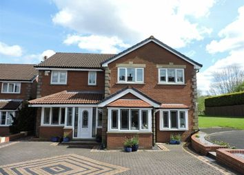 Thumbnail 6 bed detached house for sale in Knowl Close, Ramsbottom, Greater Manchester