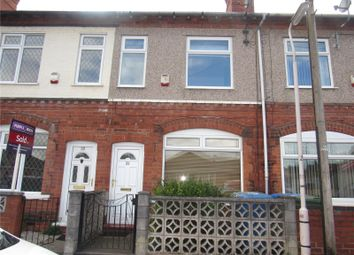 Thumbnail 2 bed terraced house for sale in Stafford Street, Mansfield, Nottinghamshire
