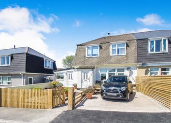 Thumbnail 3 bed semi-detached house for sale in Lansbury Terrace, Beaufort, Ebbw Vale