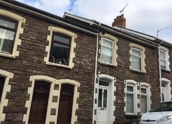 Thumbnail 3 bed terraced house to rent in Hill Street, Risca, Newport.