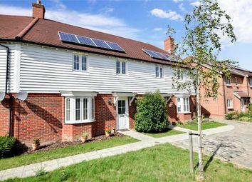 The Burrows, Ashford, Kent TN23. 3 bed terraced house