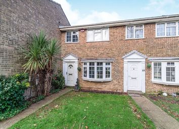 Thumbnail 3 bedroom terraced house for sale in Badger Road, Walderslade, Chatham