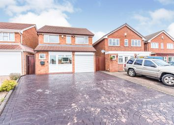 Thumbnail 3 bed detached house for sale in Cutshill Close, Castle Bromwich, Birmingham