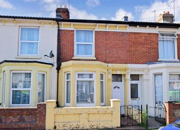 Thumbnail 2 bedroom terraced house for sale in Carnarvon Road, Copnor, Portsmouth, Hampshire