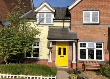 Thumbnail 2 bed terraced house to rent in Barleyfield Road, Horsford, Norwich