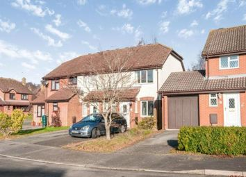 Thumbnail 2 bed end terrace house for sale in Markland Way, Uckfield, East Sussex