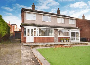 Thumbnail 4 bed semi-detached house for sale in Beech Avenue, Anderton, Chorley