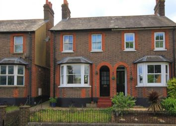 Thumbnail 2 bed semi-detached house for sale in Leighton Buzzard Road, Hemel Hempstead