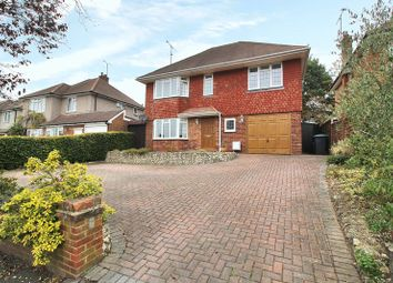 Thumbnail 4 bed detached house for sale in Crossways Avenue, East Grinstead, West Sussex
