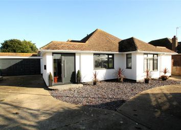 Thumbnail 3 bed detached bungalow for sale in Wellesley Avenue, Goring By Sea, Worthing