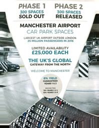 Thumbnail Land for sale in Altrincham Road, Manchester Airport