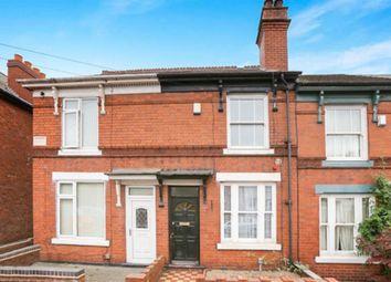 Thumbnail 2 bed terraced house for sale in King Edward Street, Darlaston, Wednesbury