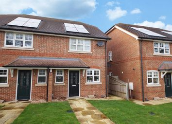 Thumbnail 2 bed semi-detached house for sale in Cresley, London Road, Hook