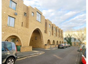Thumbnail 3 bed town house for sale in Worland Road, London