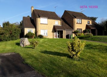 Thumbnail 5 bed link-detached house for sale in Marshall Close, Purley On Thames, Reading