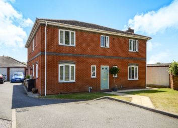 Thumbnail 3 bed semi-detached house for sale in Robins Close, London Colney, St. Albans