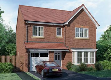 """Thumbnail 4 bed detached house for sale in """"The Glenmuir"""" at Ambridge Way, Seaton Delaval, Whitley Bay"""