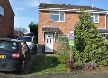Thumbnail 2 bed semi-detached house to rent in Brantwood Road, Droitwich
