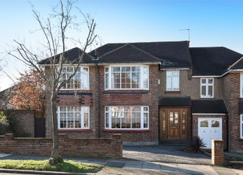 Thumbnail 4 bed semi-detached house for sale in South Lodge Drive, Oakwood, London