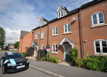 Thumbnail 3 bed town house to rent in Excelsior Drive, Woodville, Swadlincote
