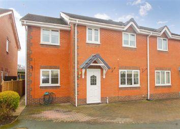 Thumbnail 4 bed semi-detached house for sale in Aspen Grange, Weston Rhyn, Oswestry