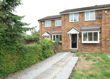 Thumbnail 3 bed terraced house for sale in Brackenwood Mews, Wilmslow