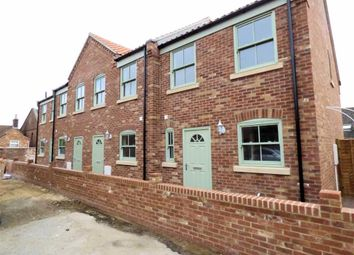 Thumbnail 2 bed property to rent in Waverley Mews, Market Rasen, Lincolnshire