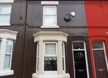Thumbnail 2 bed terraced house to rent in Holbeck Street, Anfield