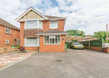 Thumbnail 3 bed detached house for sale in Sunningdale Gardens, Southampton