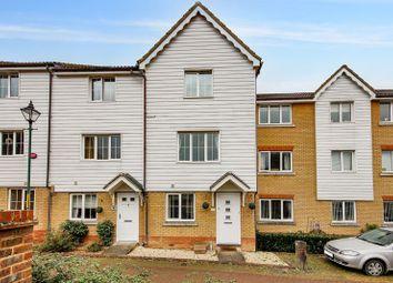 4 bed terraced house for sale in Paddock Close, Edenbridge TN8