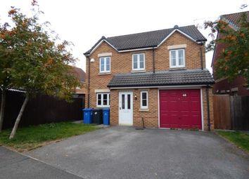 Thumbnail 4 bed detached house for sale in Kiwi Drive, Alvaston, Derby, Derbyshire