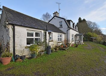 Thumbnail 3 bed cottage for sale in Bridge Of Cally, Blairgowrie