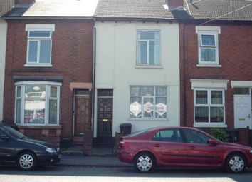 Thumbnail 4 bedroom shared accommodation to rent in Newhampton Road West, Wolverhampton, Wolverhampton
