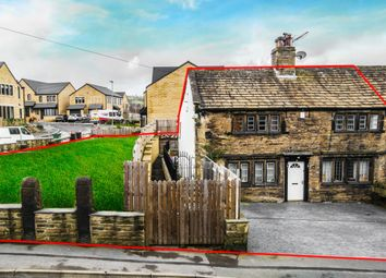 Thumbnail 4 bed end terrace house for sale in Cowlersley Lane, Cowlersley, Huddersfield