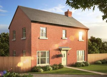 Thumbnail 4 bed detached house for sale in Prince Charles Avenue, Mackworth, Derby