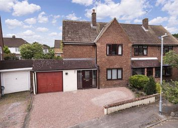 Thumbnail 3 bedroom semi-detached house for sale in Lawn Close, Swanley