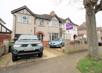 Thumbnail 4 bed semi-detached house for sale in Courtenay Road, Worcester Park
