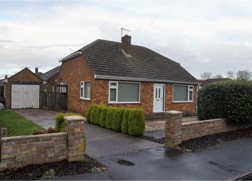 Thumbnail 3 bed detached bungalow for sale in Victor Drive, North Hykeham