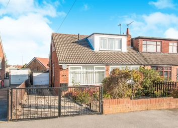Thumbnail 2 bed semi-detached bungalow for sale in Scott Green Crescent, Gildersome, Leeds
