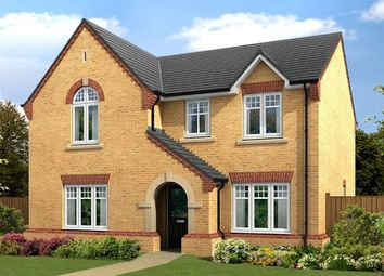 "Thumbnail 4 bedroom detached house for sale in ""The Salcombe V1"" at Milby, Boroughbridge, York"