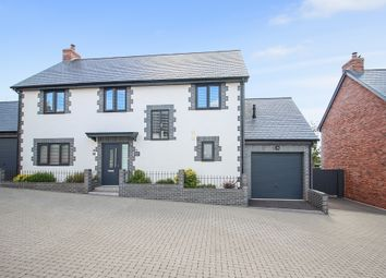 Thumbnail 4 bed detached house for sale in Weavers Close, Dilton Marsh, Westbury