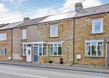 Thumbnail 2 bed terraced house for sale in Grange Terrace, Consett